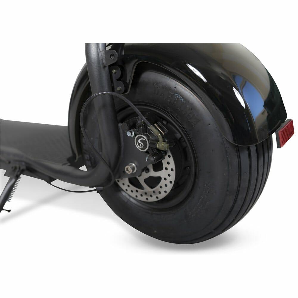 Elscooter fatbike bäst i test - Topp 3 bästa
